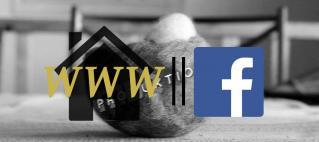 www vs facebook