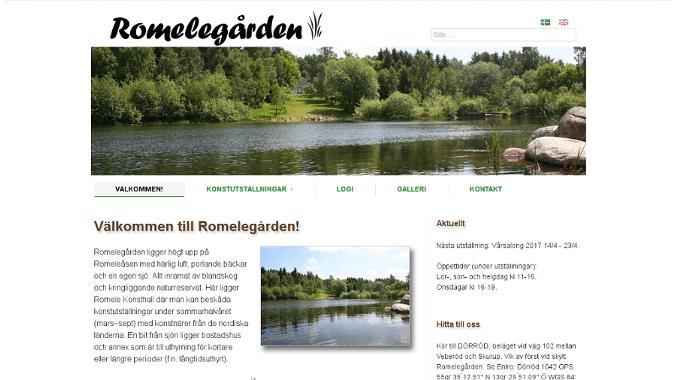 romelegarden.com